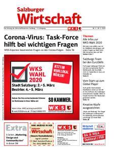 Salzburger Wirtschaft – 28. Februar 2020
