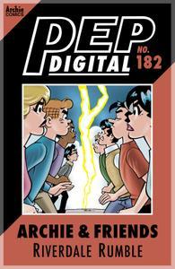182-Archie & Friends-Riverdale Rumble 2016 Forsythe