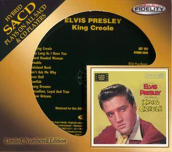 Elvis Presley - King Creole (1958) Audio Fidelity Remastered 2013, Audio CD Layer [Re-Up]