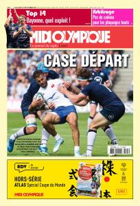 Midi Olympique Rouge - 26 Août 2019