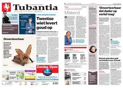 Tubantia - Enschede – 14 oktober 2017