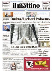 Il Mattino di Padova - 23 Febbraio 2018
