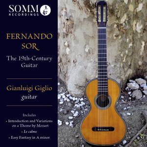 Gianluigi Giglio - Fernando Sor: The 19th-Century Guitar (2019)