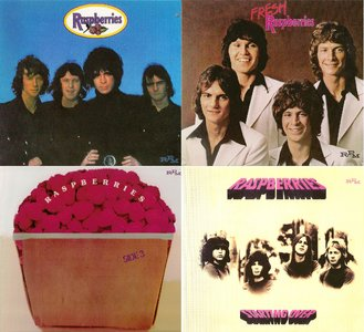Raspberries - Studio Albums 1972-1974 (4CD) [Reissue 2004-2005] Re-Up