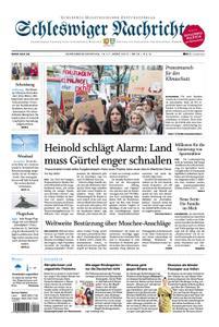 Schleswiger Nachrichten - 16. März 2019