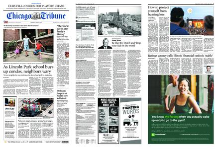 Chicago Tribune – August 01, 2019