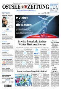 Ostsee Zeitung Wolgast - 23. Februar 2018