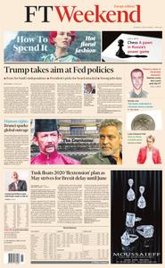 Financial Times Europe – 06 April 2019