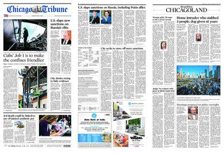 Chicago Tribune – April 07, 2018