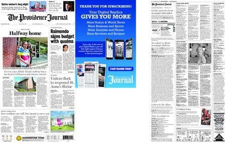 The Providence Journal – July 06, 2019