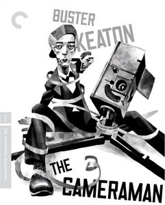 The Cameraman (1928) [Criterion Collection]
