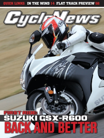 Cycle News - 08 March  2011