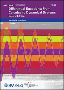 Differential Equations From Calculus to Dynamical Systems, 2nd Edition