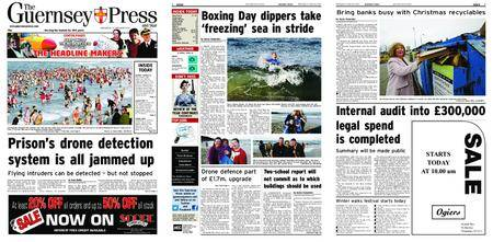 The Guernsey Press – 27 December 2017