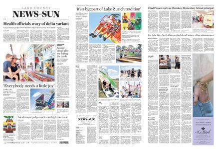 Lake County News-Sun – July 31, 2021