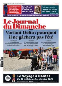 Le Journal du Dimanche - 01 août 2021