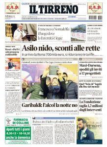 Il Tirreno Livorno - 3 Febbraio 2018