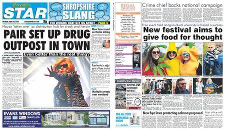 Shropshire Star Shrewsbury Edition – April 30, 2018