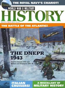 World War II Military History Magazine - Issue 49- Winter 2019/2020