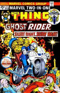 Marvel Two-In-One v1 008 Ghost Rider 1975