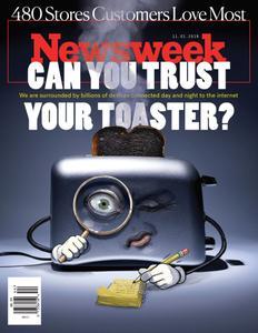 Newsweek USA - November 01, 2019