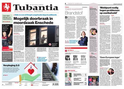 Tubantia - Enschede – 27 november 2018