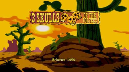 Fenimore Fillmore: 3 Skulls of the Toltecs (2019)