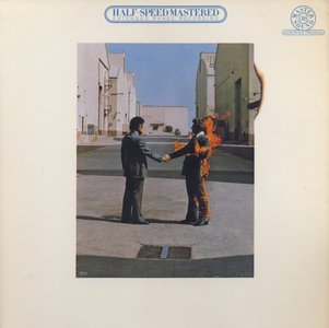 Pink Floyd ‎- Wish You Were Here (1975) US MasterSound Pressing - LP/FLAC In 24bit/96kHz