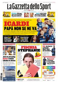La Gazzetta dello Sport – 03 agosto 2019