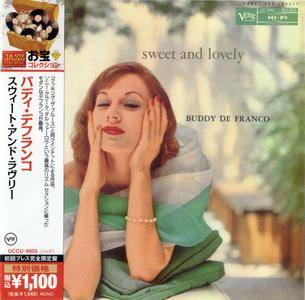 The Buddy DeFranco Quintet - Sweet And Lovely (1956) {2012 Japan Jazz The Best Series 24bit Remaster UCCU-9955}