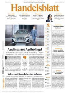 Handelsblatt - 23 Juli 2020