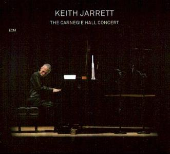 Keith JARRETT - The Carnegie Hall Concert [2 CD LIVE] 2006