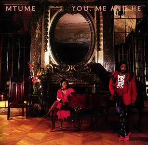 Mtume - You, Me and He (1984) {Epic EK 39473 rel 1995}