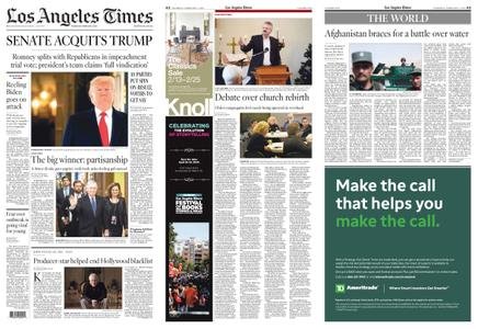 Los Angeles Times – February 06, 2020