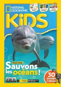 National Geographic Kids France - Juillet-Août 2020