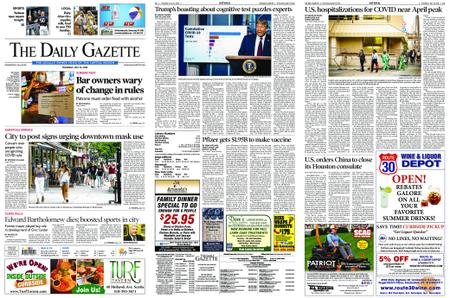 The Daily Gazette – July 23, 2020