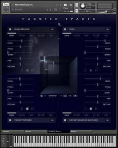 Soniccouture Haunted Spaces v1.1 KONTAKT