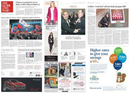 The Globe and Mail – March 19, 2018