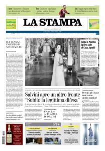 La Stampa Torino Provincia e Canavese - 24 Febbraio 2019