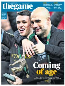 The Times - The Game - 2 March 2020