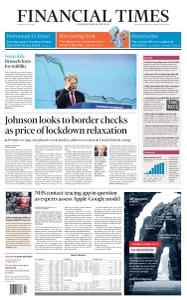 Financial Times UK - May 7, 2020