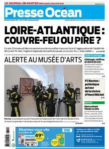 Presse Océan Nantes – 28 octobre 2020