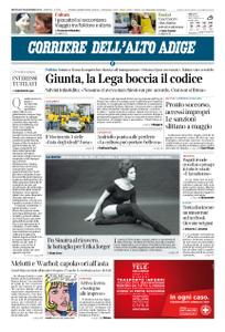 Corriere dell'Alto Adige – 28 novembre 2018