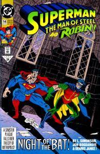 Superman - The Man of Steel 14 1992-08 hybrid 48215