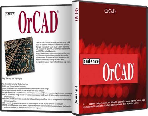 Cadence SPB/OrCAD 16.30.000