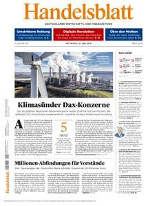 Handelsblatt - 10. Juli 2019