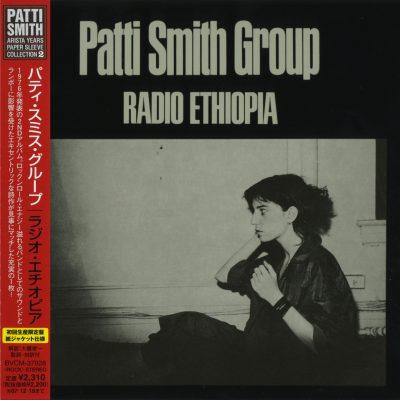 Patti Smith Group - Radio Ethiopia (1976) [JP BVCM-37928, 2007]