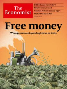 The Economist Middle East and Africa Edition – 25 July 2020