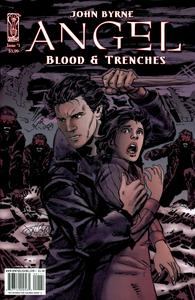 Angel-Blood & Trenches 01 2009 Both Covers Minutemen