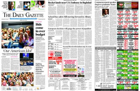 The Daily Gazette – May 20, 2019